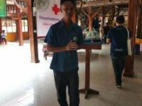 ประชาสัมพันธ์โครงการอำเภอ...ยิ้มเคลื่อนที่ (Amphoeyim Mobile Ser